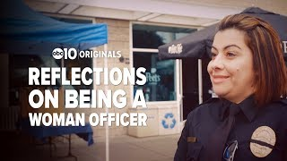 Women officers talk about life as a cop