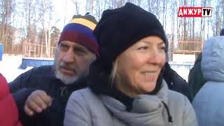 Собрание в Серпуховском районе против мусорной свалки