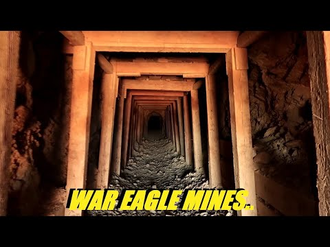 EXPLORING THE WAR EAGLE MINES / DEATH VALLEY / NEVADA / CALIFORNIA