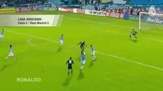 Los mejores goles del Real Madrid al Celta / Real Madrid