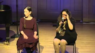 Nightcap Conversation with Meredith Monk