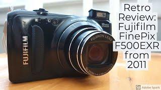 Retro Review: Fujifilm FinePix…