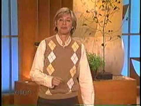 Ellen's monologue on first episode of season 2