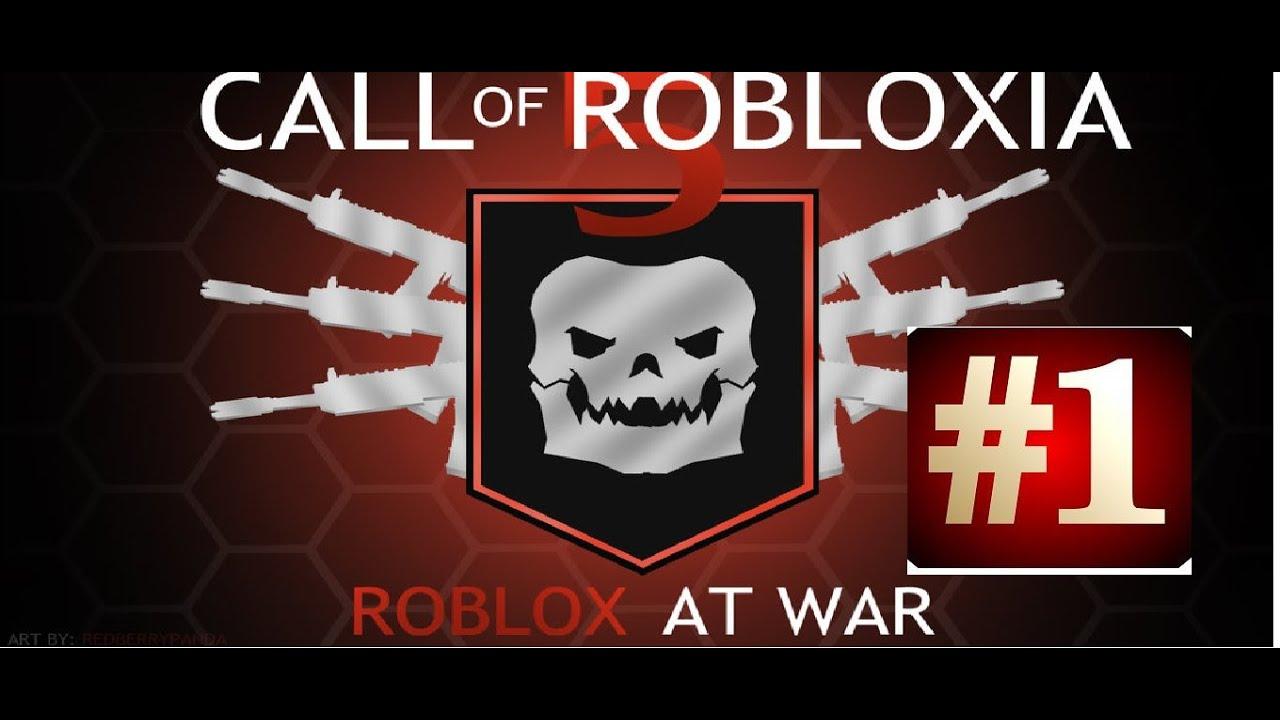 Roblox call of robloxia roblox at war