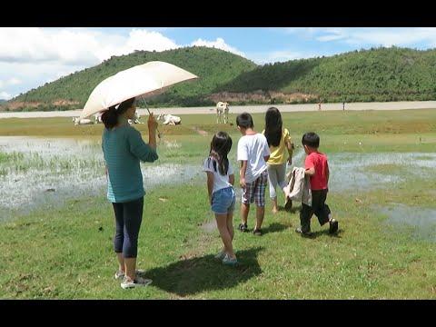 Protakkrola Tourism Site at Kampot Province រមនីយដ្ឋានទំនប់ប្រទ័ក្សក្រឡា