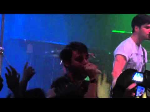 Kids In Glass Houses - Easy Tiger (Cardiff University, 23/03/2012)