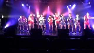 2012年10月7日、新宿BLAZEにて行われた 『アップアップガールズ(仮)VS...