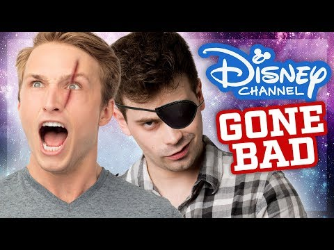 DISNEY CHANNEL STARS GONE BAD!!
