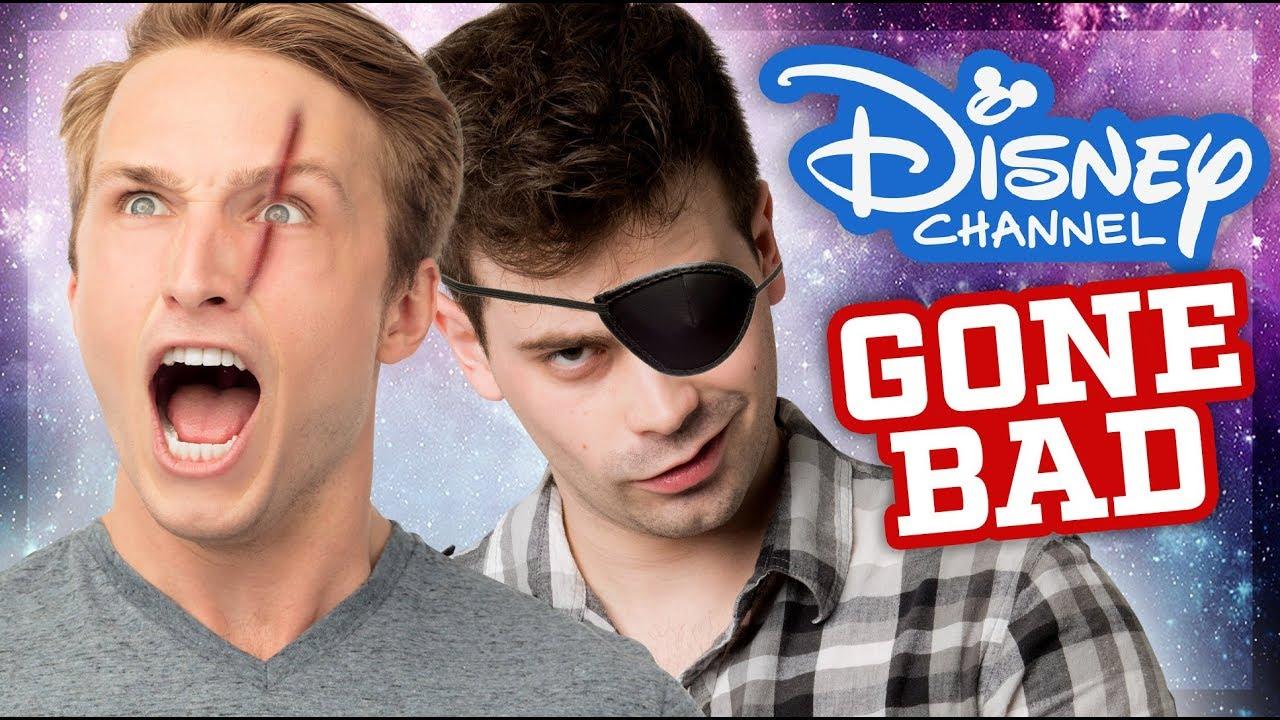 DISNEY CHANNEL STARS GONE BAD!! - YouTube