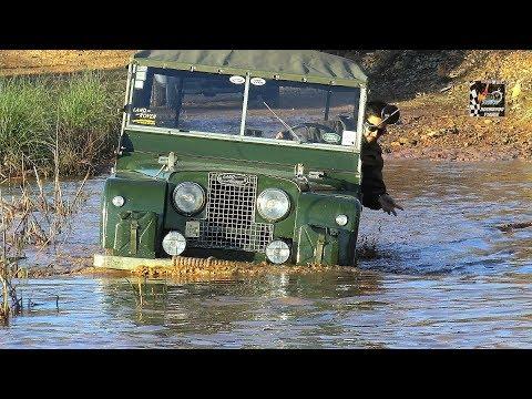 Land Rover Raid OffRoad 4x4 [Full HD]