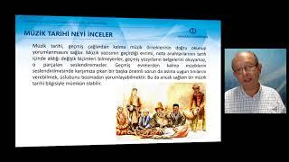 Türk müzik tarihi kısaca