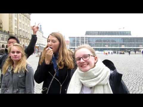 Rotary Youth Exchange Austria 2016-17: City Tour - Dresden