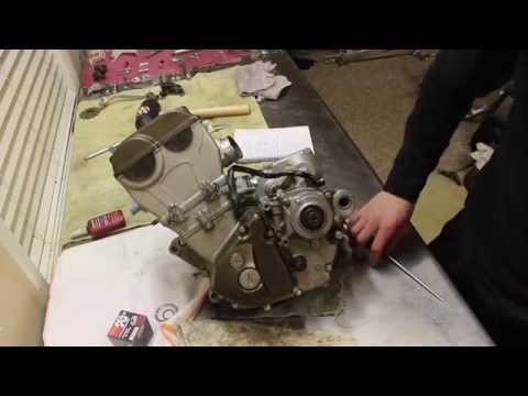 How To   KX250F Top End Re-Build