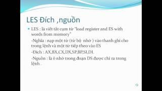 Nhật ký học tập môn lập trình hợp ngữ (assembly) -Bài 3-Nguyễn Công Trình