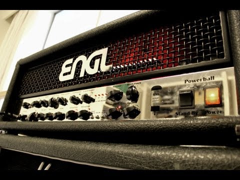 New Amp Day! ENGL Powerball I