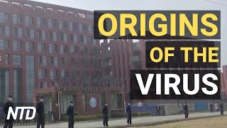 May be 'last chance' to find COVID origins: WHO; Capitol Police Mandate Vaccine for Division   NTD