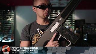 First Impressions Tokyo Marui AA12 Electric Shotgun - RedWolf Airsoft RWTV