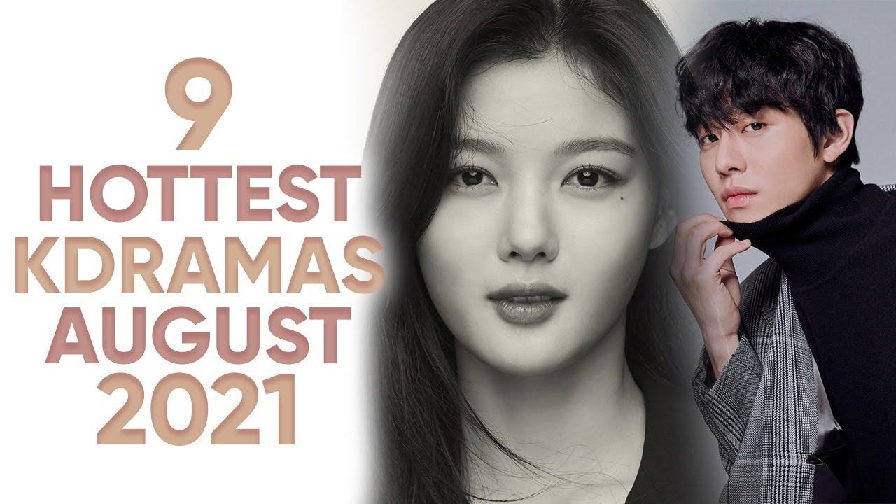 Download 9 Hottest Korean Dramas To Watch in August 2021! [Ft. HappySqueak]
