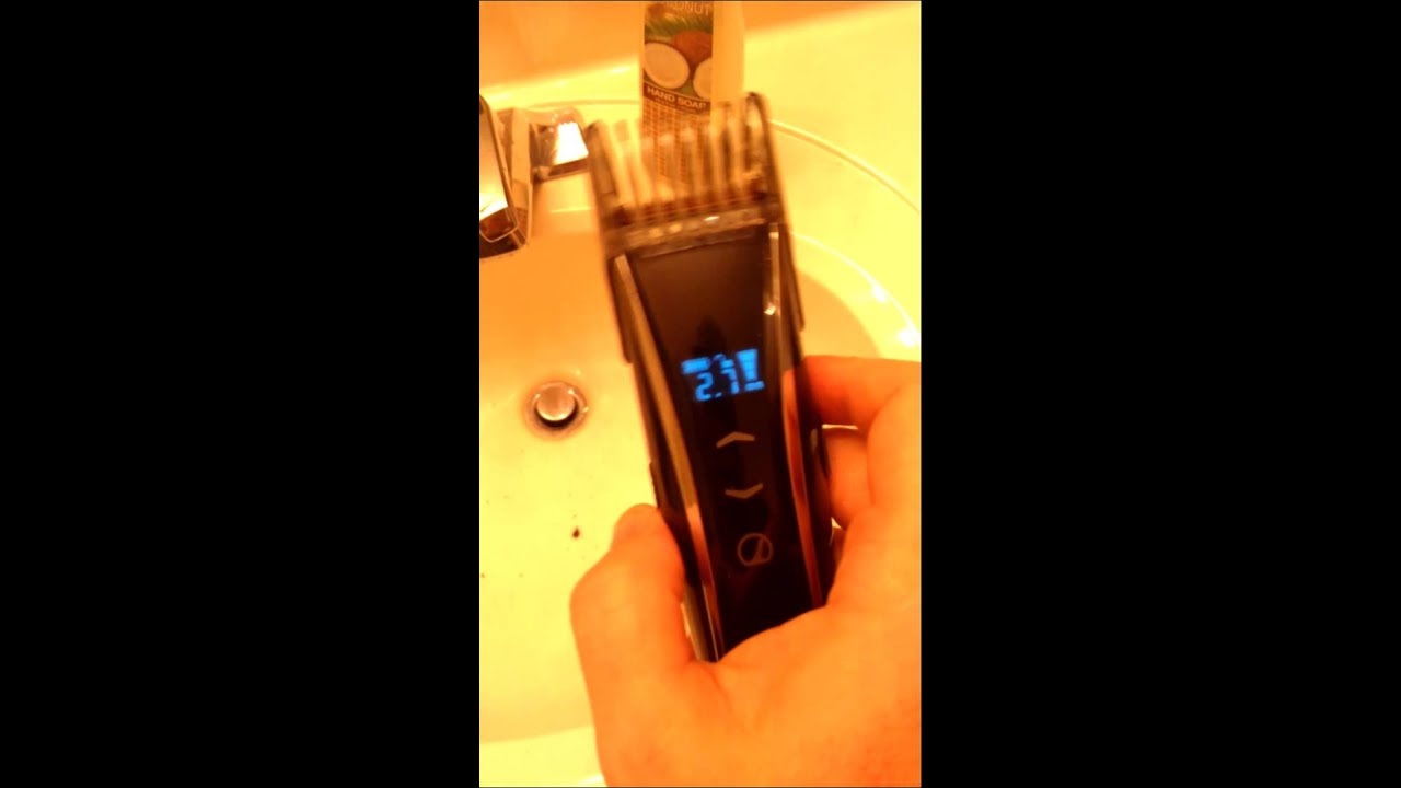 review remington touch beard and mustache trimmer youtube. Black Bedroom Furniture Sets. Home Design Ideas