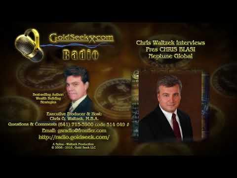GSR interviews CHRIS BLASI - Sept 20, 2017 Nugget