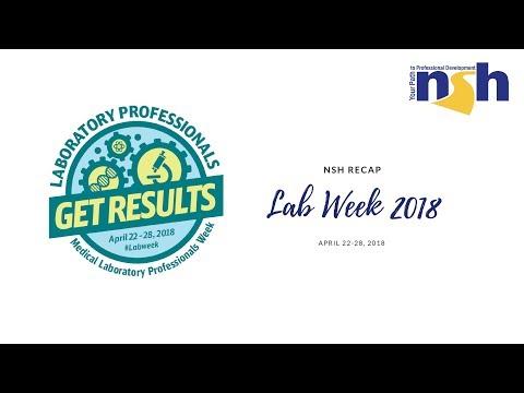 Lab Week 2018 Highlights Video