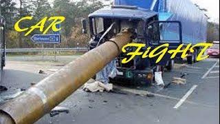CRAZY Truck Crashes, Truck Accidents compilation -70 Аварии грузовиков