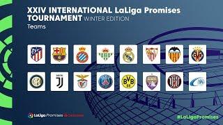 XXIV Torneo Internacional LaLiga Promises Abu Dhabi (Viernes)
