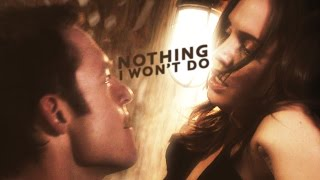 Repeat youtube video Nothing I won't do - Paul and Echo (Dollhouse)