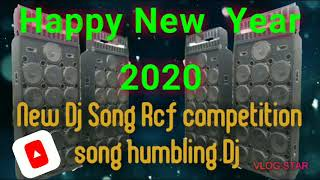 Happy New Year 2020 Dj Song Special New Year 2020 Hard Bass Dailouge Mix Dj Bishal Mix