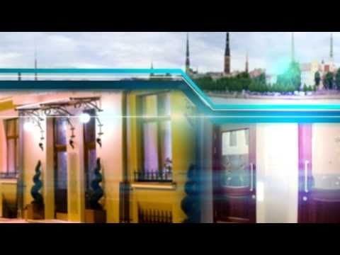 Rixwell Old Riga Palace Hotel welcomes you (2011)