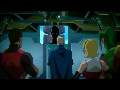 Suicide Squad Hell to Pay (2018): Opening scene