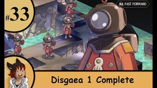 Disgaea 1 Complete part 33 - Invaders from earth
