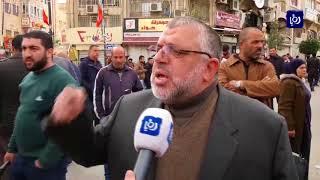 مواجهات عنيفة بين قوات الاحتلال والفلسطينيين انتصارا لعروبة القدس - (7-12-2017)