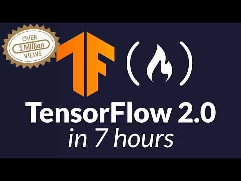 TensorFlow 2.0 Complete Course – Python Neural Networks for Beginners Tutorial