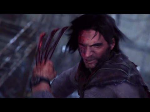 Logan The Wolverine - Opening CGI Action Scene - Very Violent - X-Men: Origins Videogame - HD
