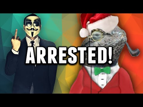 "Lizard Squad Arrested By FBI! New Hacker Group ""FinestSquad"" Take Down Lizard Squad!"