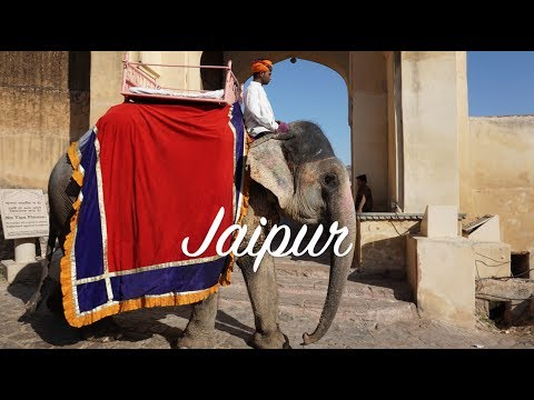JAIPUR / BACKPACKING INDIA / PINK CITY / TRAVEL GUIDE RAJASTHAN / Sony a6000