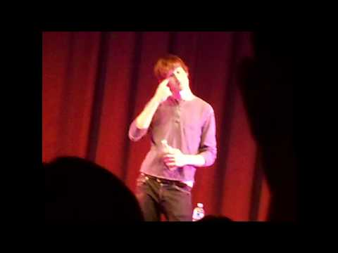 Bo Burnham at kent state university