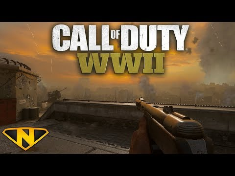 They Can't Touch Me! (Call of Duty WW2 Live #3)