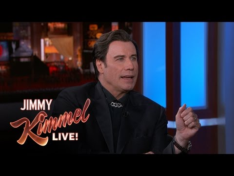 John Travolta on Dancing