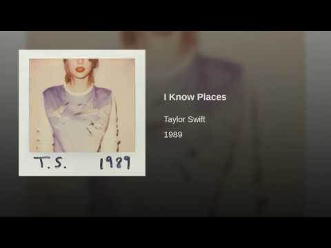 I Know Places