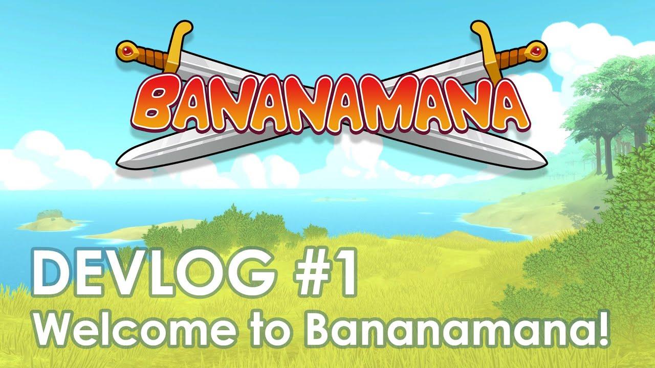 Games - [WIP] BANANAMANA - Action/Adventure game - Unity Forum