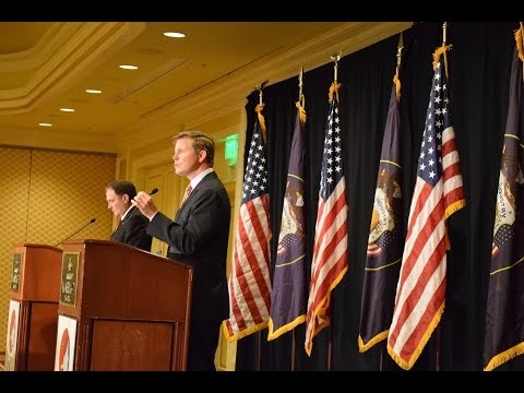 2016 Governor's Debate: Jonathan Johnson and Gary Herbert