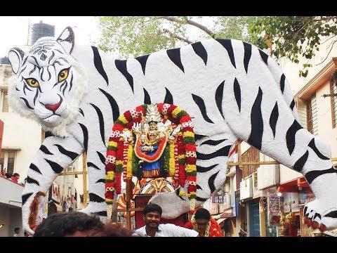 Halasuru Pallaki 2018 || ಹಲಸೂರು ಪಲ್ಲಾಕಿ || Full HD