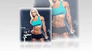 Фитнес модели женщины  Фитнес мотивация и тренировки!
