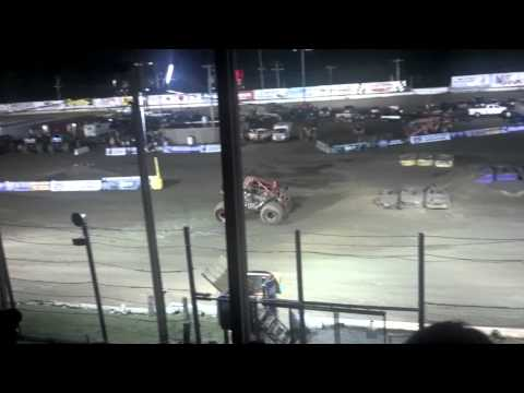 Captains Curse Freestyle Lebanon Valley Speedway