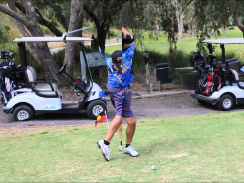 2014 Indigenous State Of Origin Golf Challenge @ Coffs Harbour GC 19/09/2014