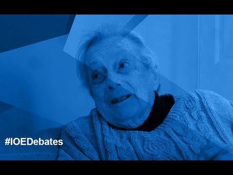 Reflections On The Warnock Report, From Baroness Mary Warnock | UCL Institute Of Education