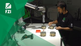 KolRob: Collaborative Screw Assembly  - Efficient human-robot-collaboration
