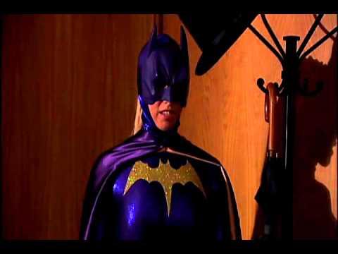 Batgirl cali logan superheroine in peril criticism